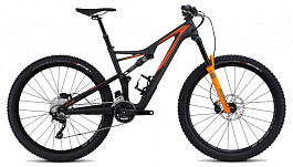 Велосипед Specialized Stumpjumper FSR Comp Carbon 650B (2016)